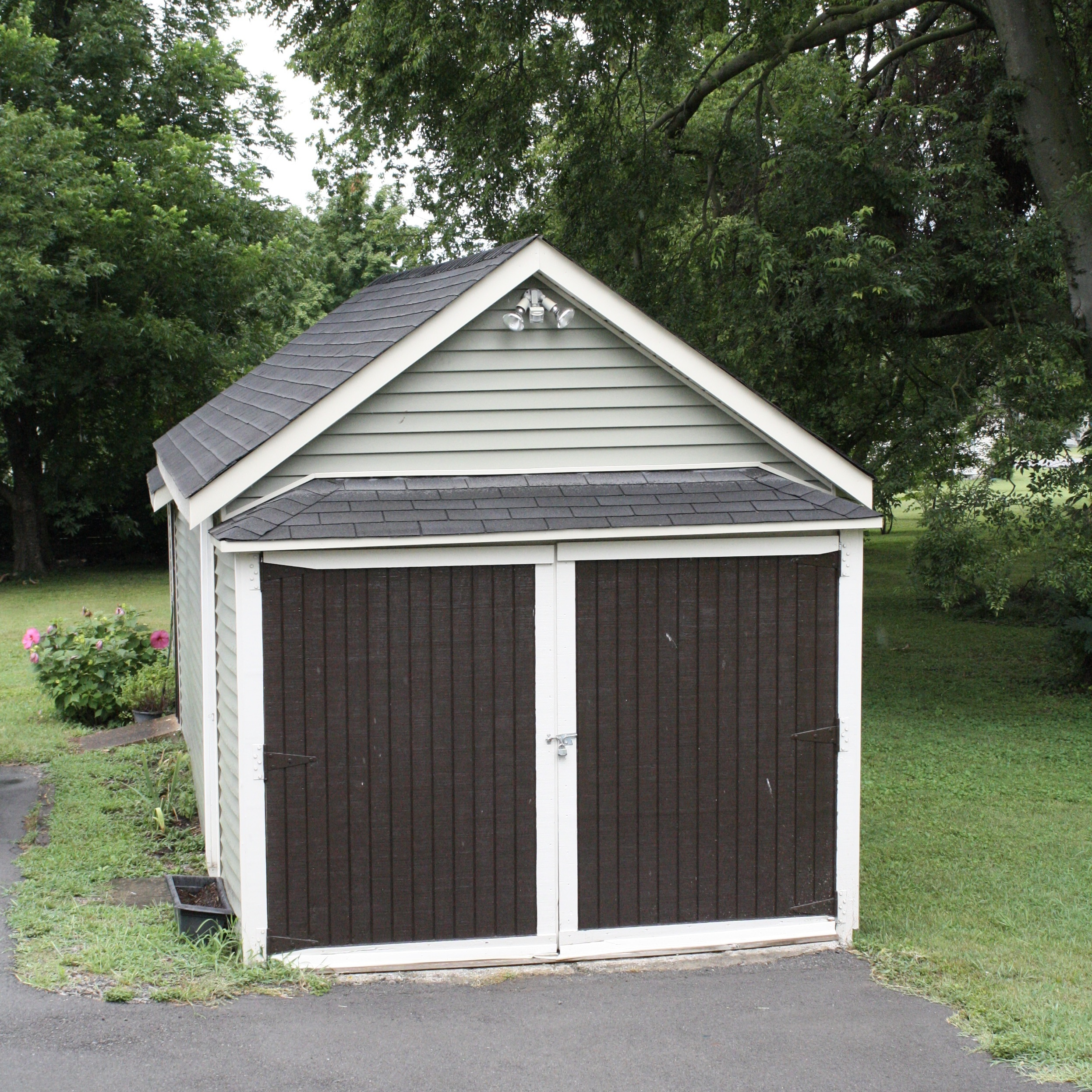 Electric Shed, Gallery Visit, July 2020