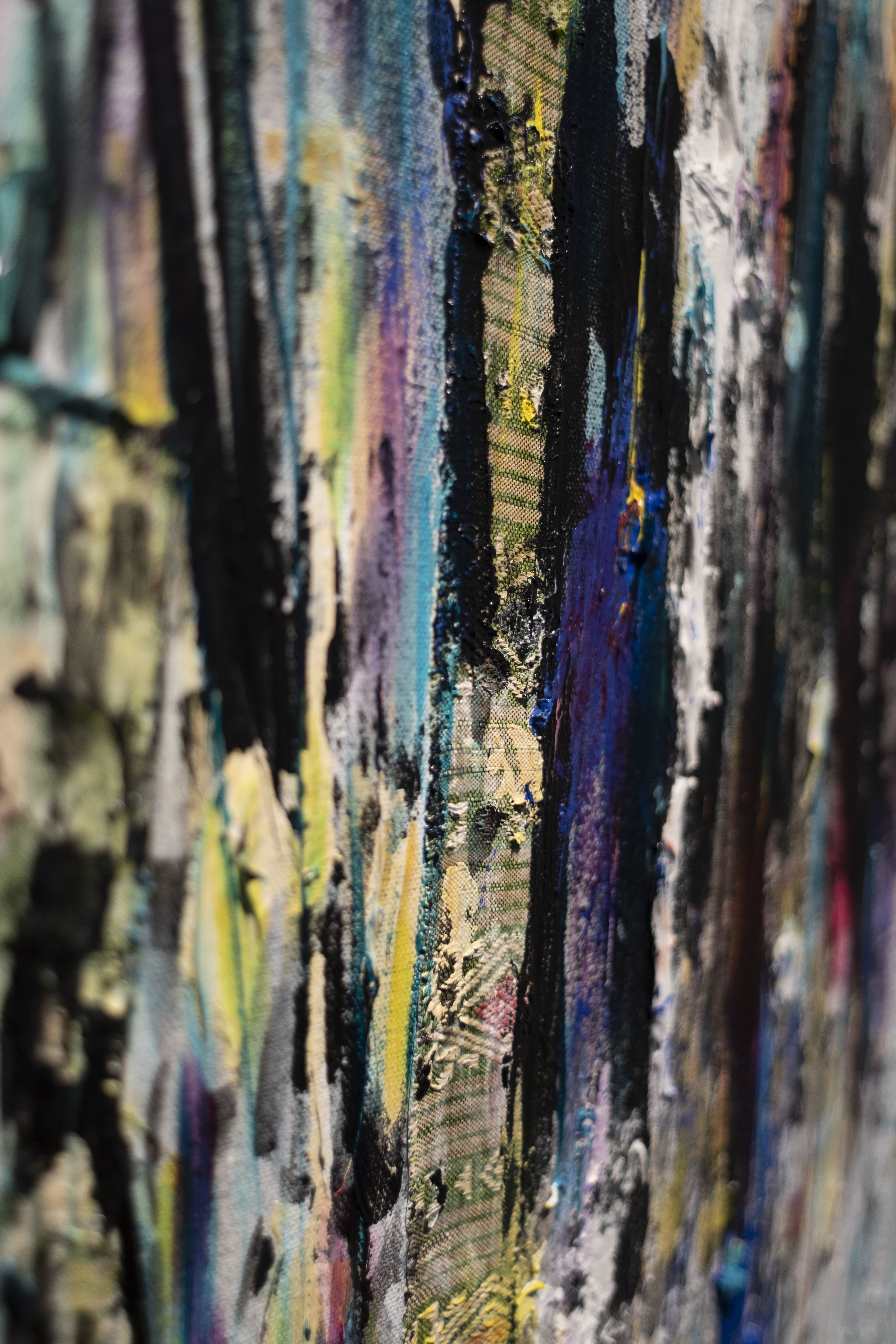 """Sisavanh Phouthavong, """"Moving Mountains"""" Detail (photo: Tyler Squires)"""