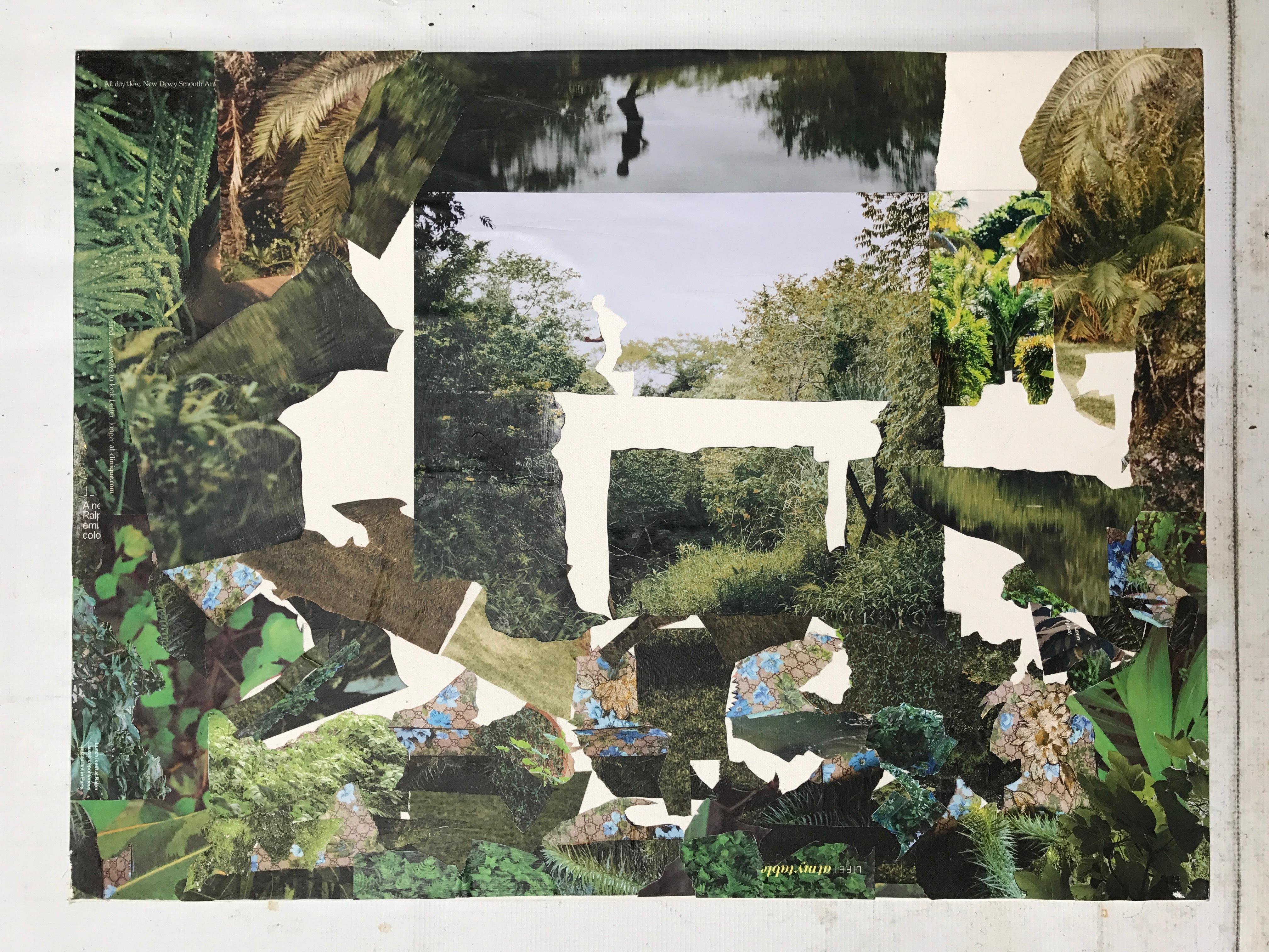 Lester Merriweather, Studio Visit, June 2017