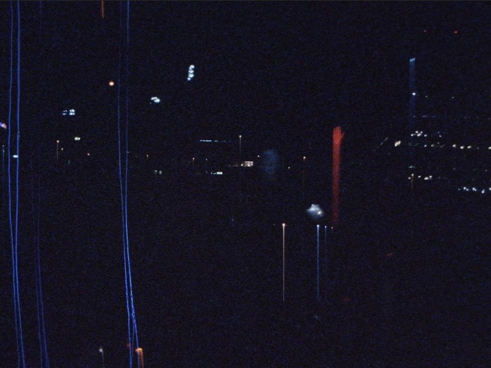 James Lam Scheuren, The Length Of Manhattan, video still, 2020