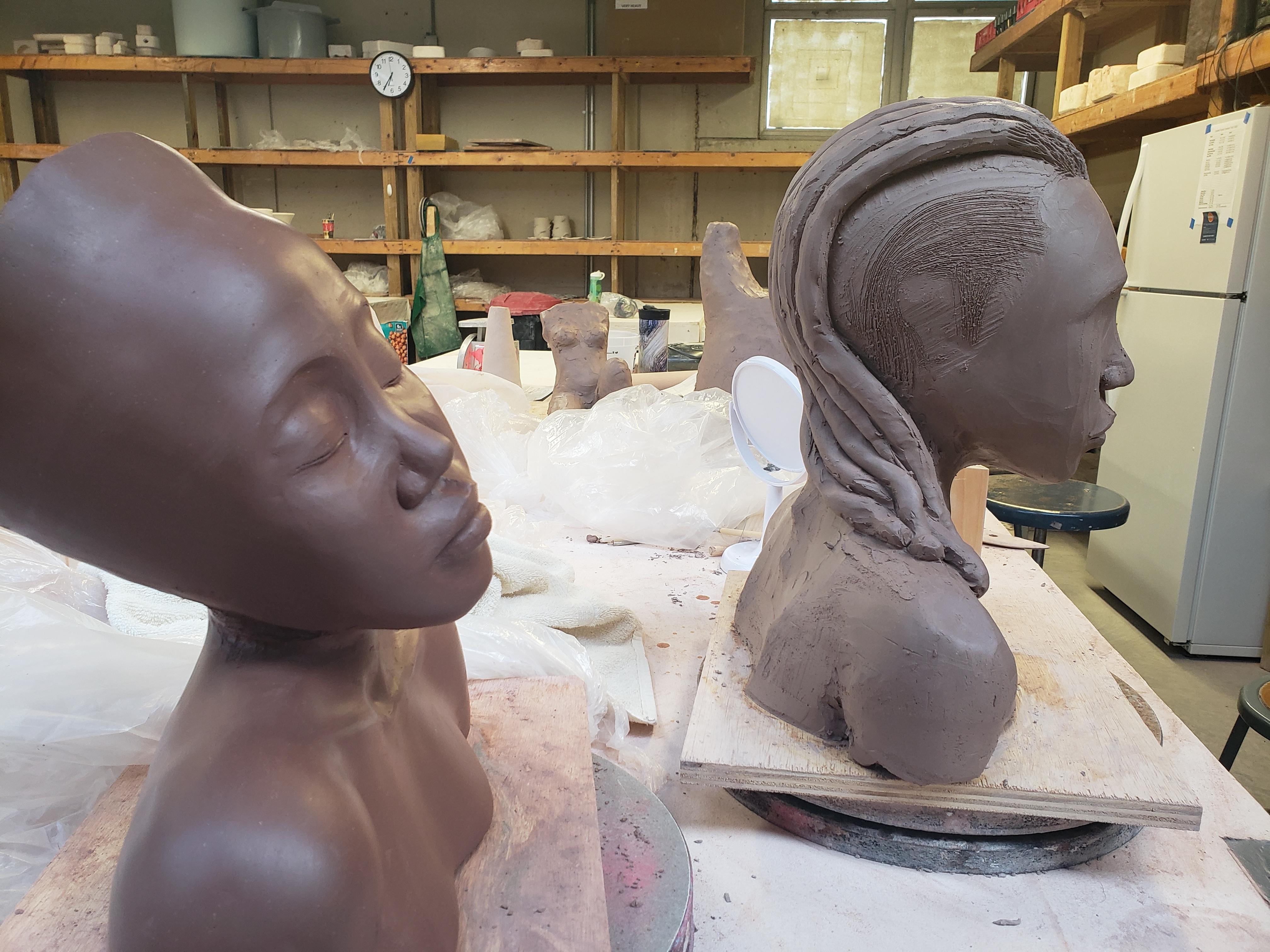 Nyasha Madamombe, Virtual Studio Visit, May 2020