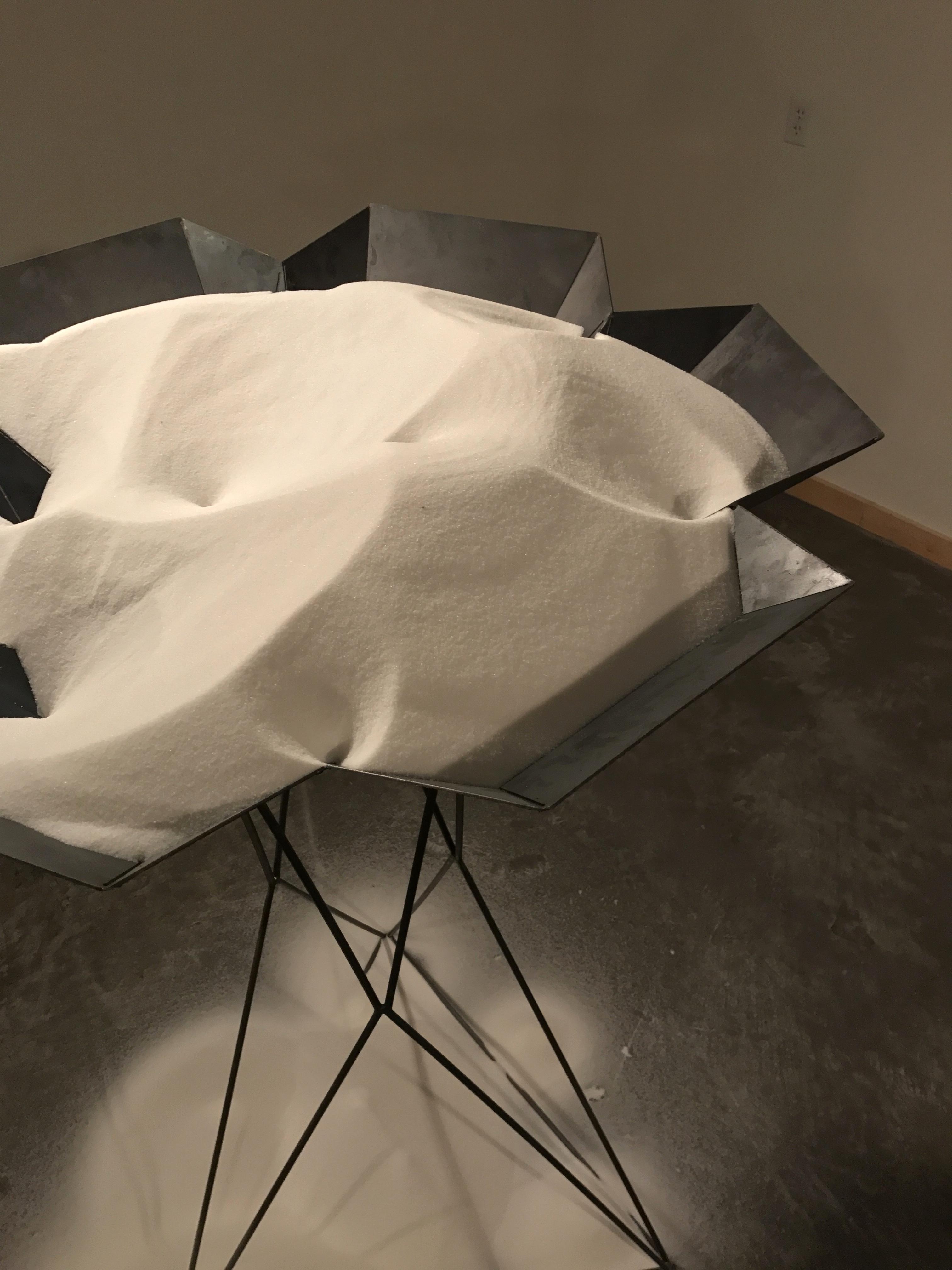 Joshua Shorey & Chris Spurgin, Halitide exhibition, The Central Collective (December 2016)