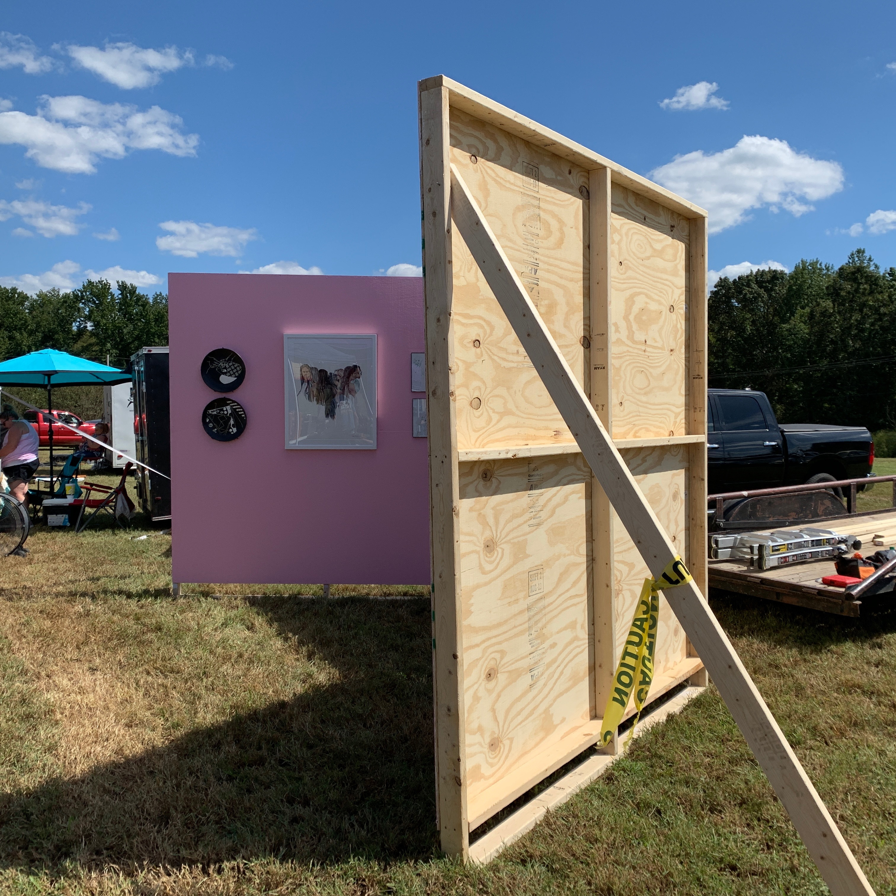 Nutgrass art space (Southaven, MS)