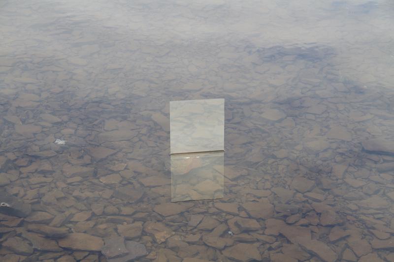 mirror object, 2014