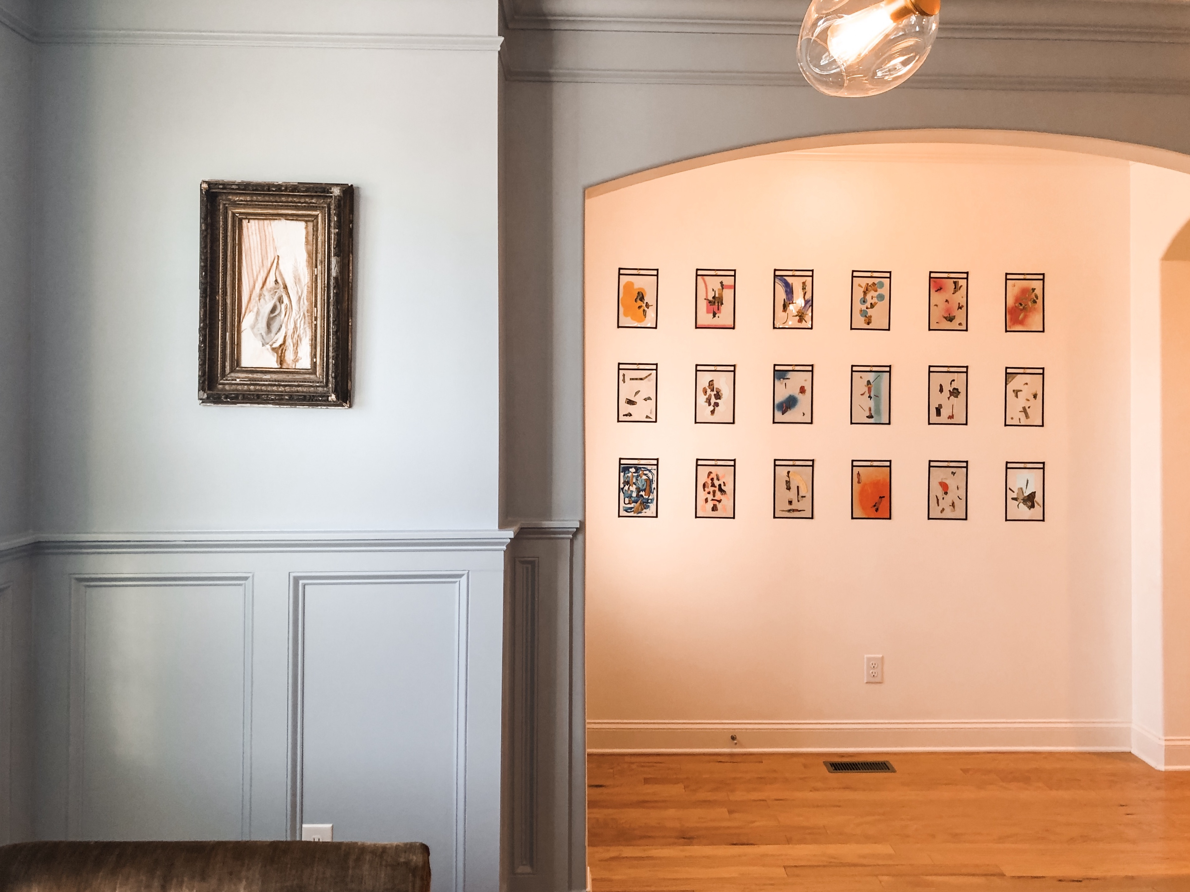 Gallery Visit, Gallery Bang Bang, featuring Dinner's Ready (curated by Pam Marlene Taylor)