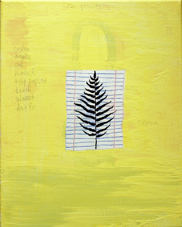David Onri Anderson, Reciprocity, 2018