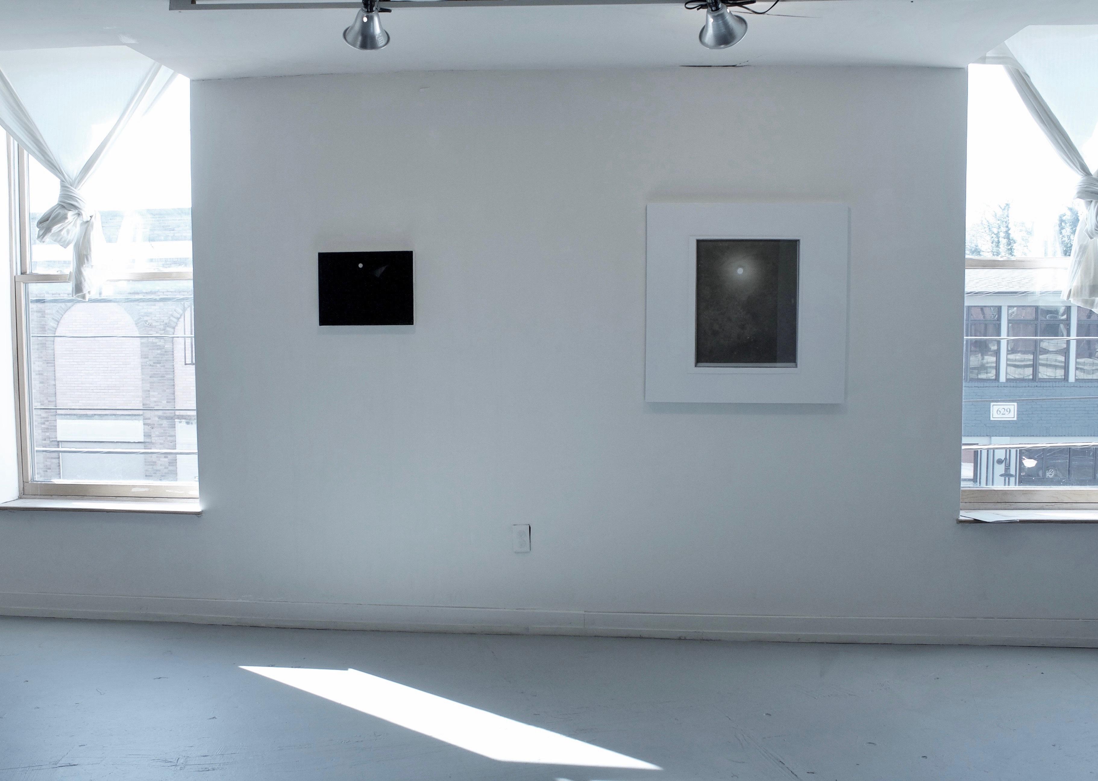Gallery Visit, Fluorescent Gallery (feat. Thomas Wharton), Knoxville, TN, November 2017