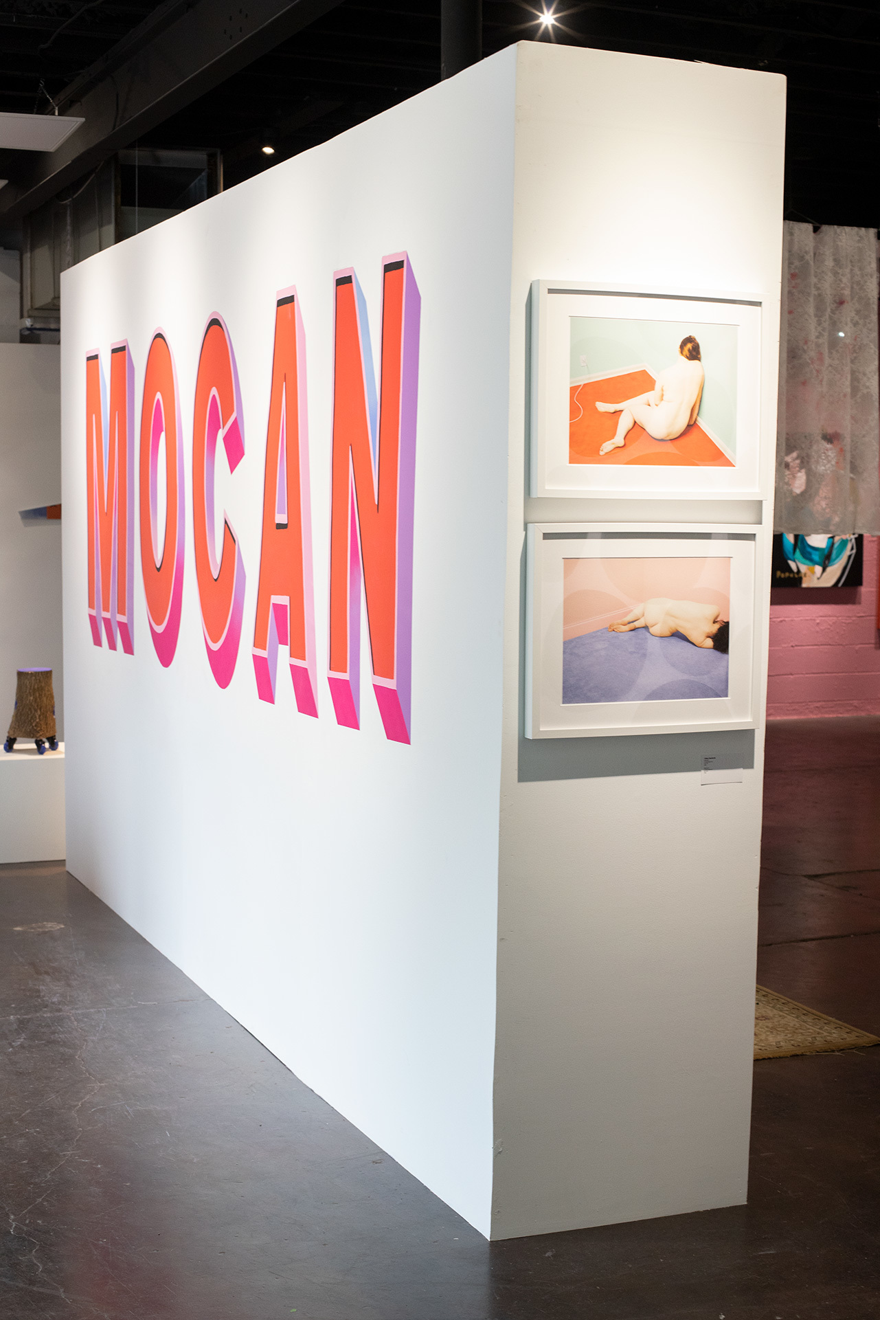 Gallery Visit, MOCAN, May 2021 (feat. Libby Danforth and more)