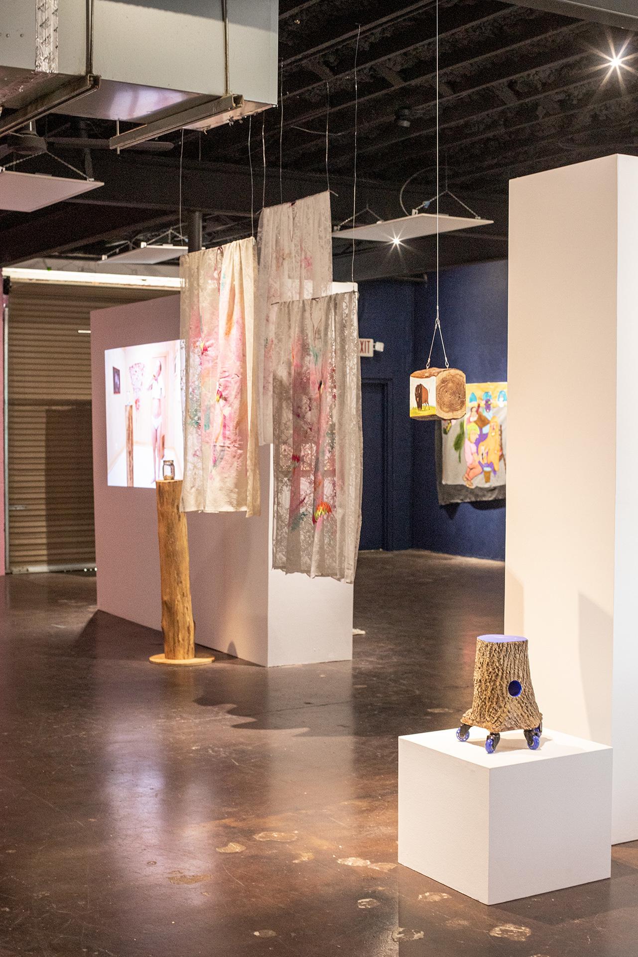 Gallery Visit, MOCAN, May 2021