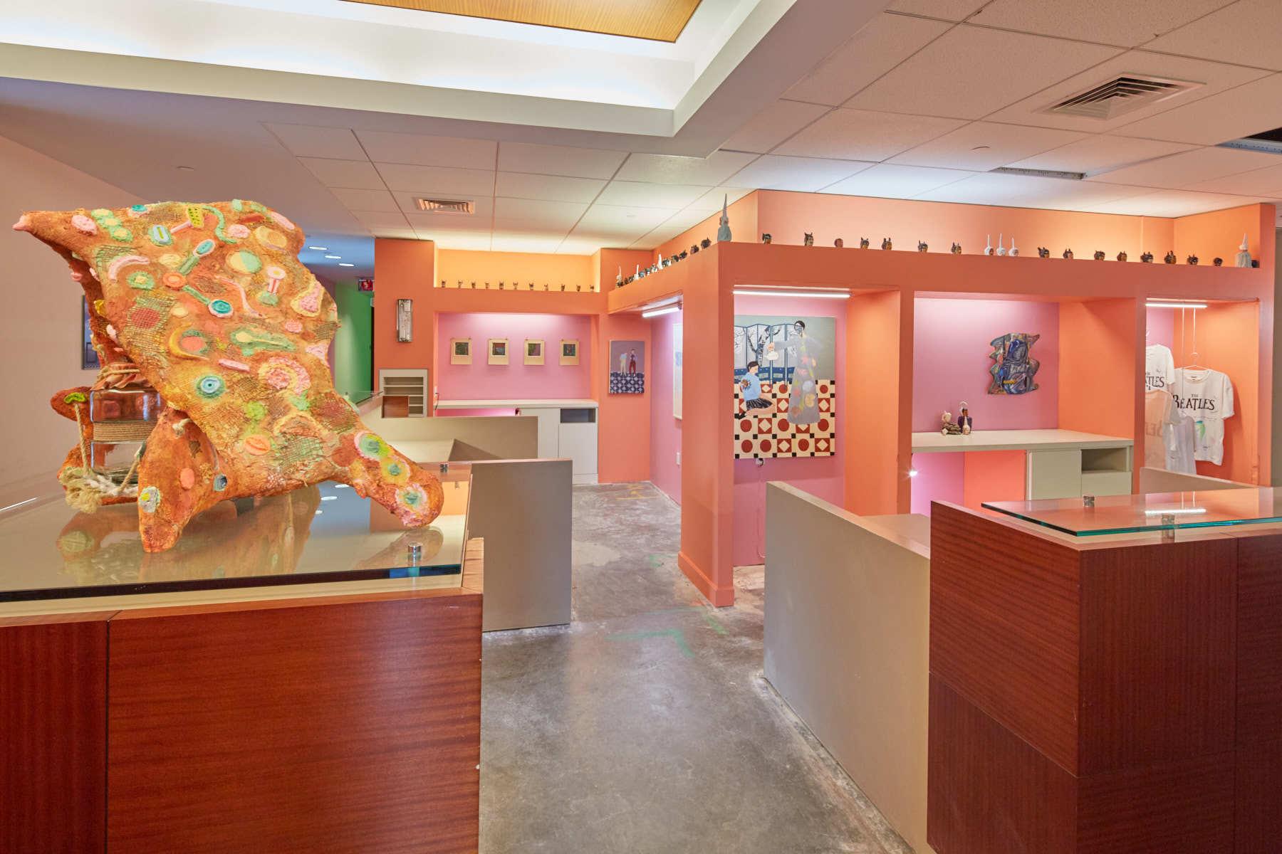 Gallery Visit Spring Break Art Show The Focus Locate Arts