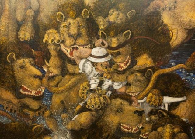 Paul Edwards: Lion Tamers