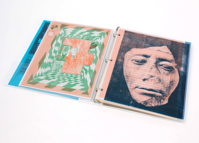 Extension: Artists' Books, Prints, and Zines