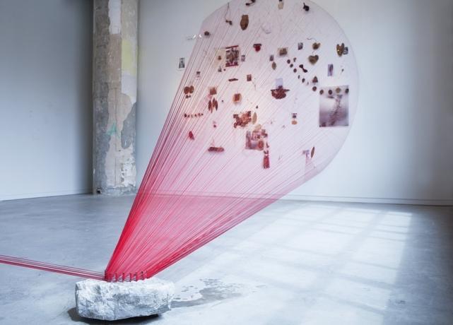 Jia Wang: Residual Imprint