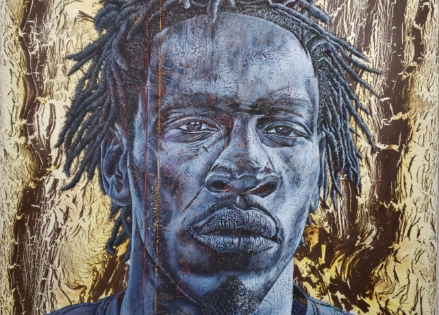Alfred Conteh: Fragile Figures — Beings and Time