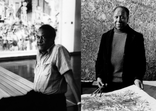 Beauford and Joseph Delaney: Lives in Art