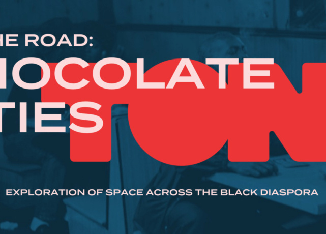 On the Road: Chocolate Cities