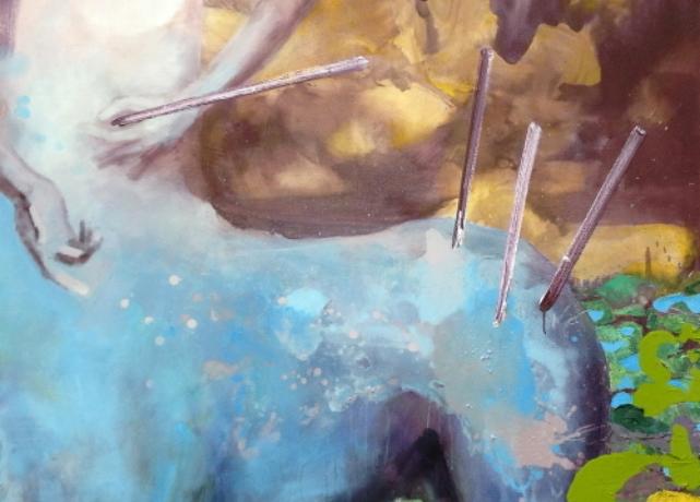 Christian Rieben: Heroic Painting
