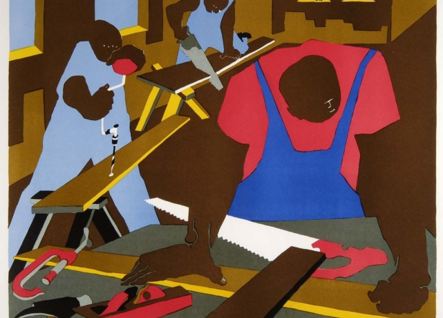 The Harmon and Harriet Kelley Collection of African American Art: Works on Paper